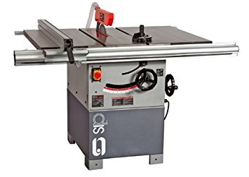 10 Cast Iron Table Saw - 3hp