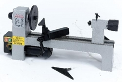16  Mini Variable Wood Lathe (230v)