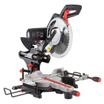 12inch Sliding Mitre Saw Double Bevel Action (Belt Drive)