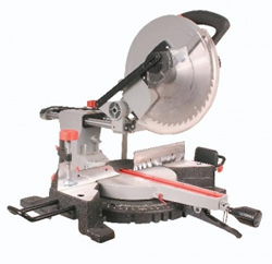 12  Compound Sliding Mitre Saw with Laser (110V)