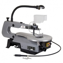 01947 SIP 16inch Professional Flexi - Drive Scroll Saw