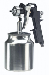SIP 02134 Trade Suction Fed paint Spray Gun (1.5mm Nozzle)