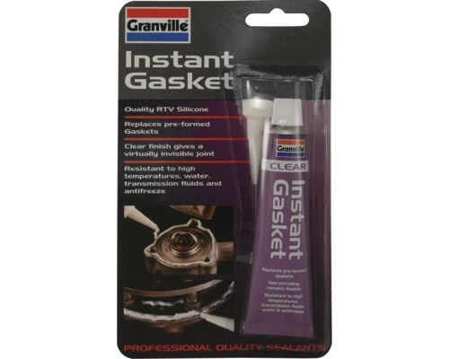 0233 Granville RTV Gasket Sealant Clear (40g)