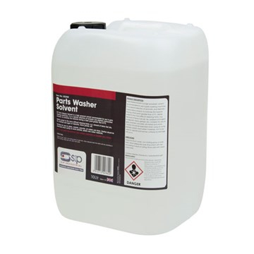 02382 SIP Parts Washer Solvent Cleaning Fluid 10 Litre
