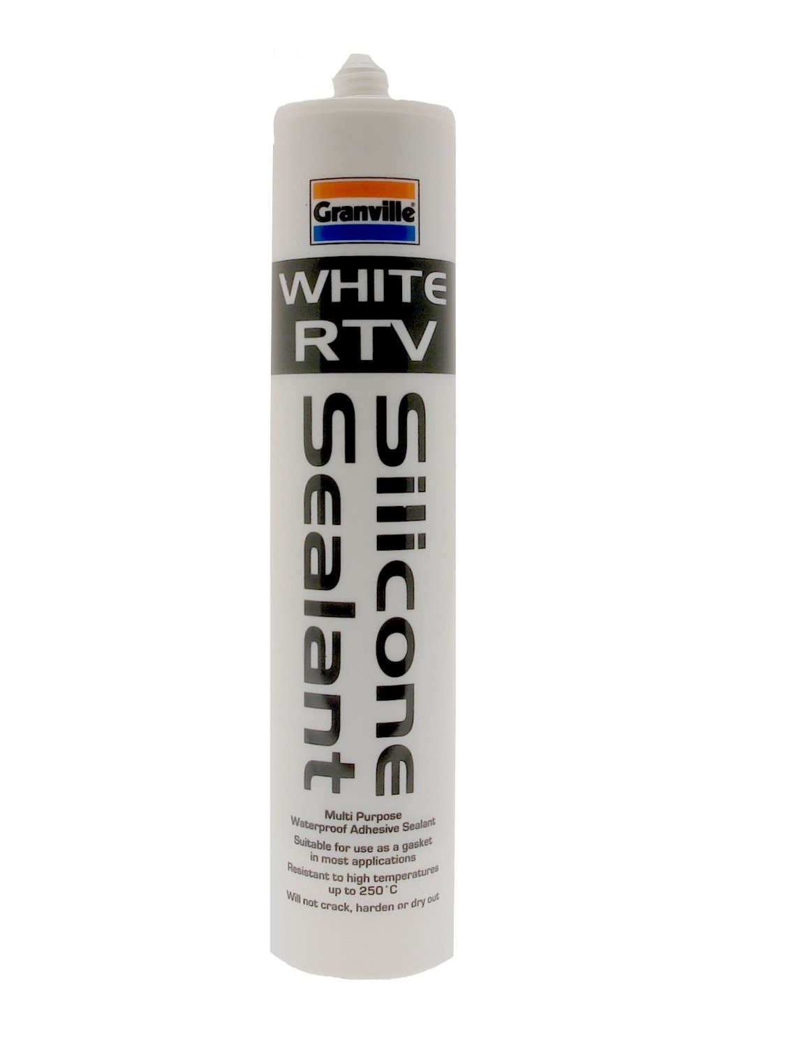 0240A Granville RTV Silicone Cartridge - White