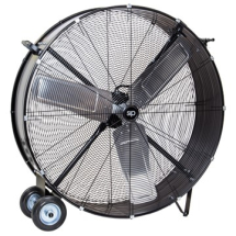 05622 SIP 36inch Floor Standing Workshop Drum Fan 240v