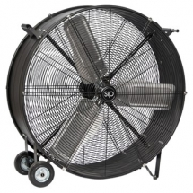 05625 SIP 30inch Floor Standing Workshop Drum Fan 110V