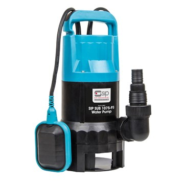 06867 SIP 1075-FS Submersible Dirty Water Pump