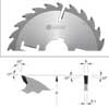 10 Compound Mitre Saw Blade 30 Tooth