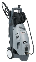 Tempest P480/140-S Pressure Washer - wheel mounted (230v)