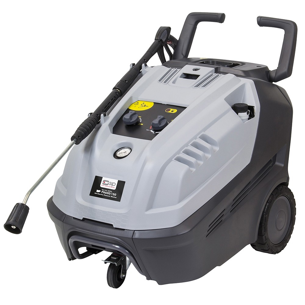 08956 SIP Tempest PH600/140 T4 Hot wash Pressure Washer