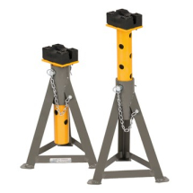 09847 Winntec SIP 3 Ton Jack Stands