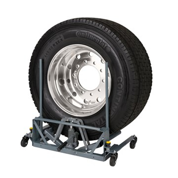 09871 Winntec SIP Hydraulic Truck Wheel Dolly