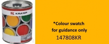 Plant Vehicle/Telehandler Paints147808KR Komatsu Yellow