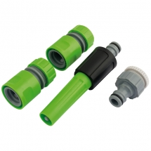25995 Draper 4Pc Watering Connector Set