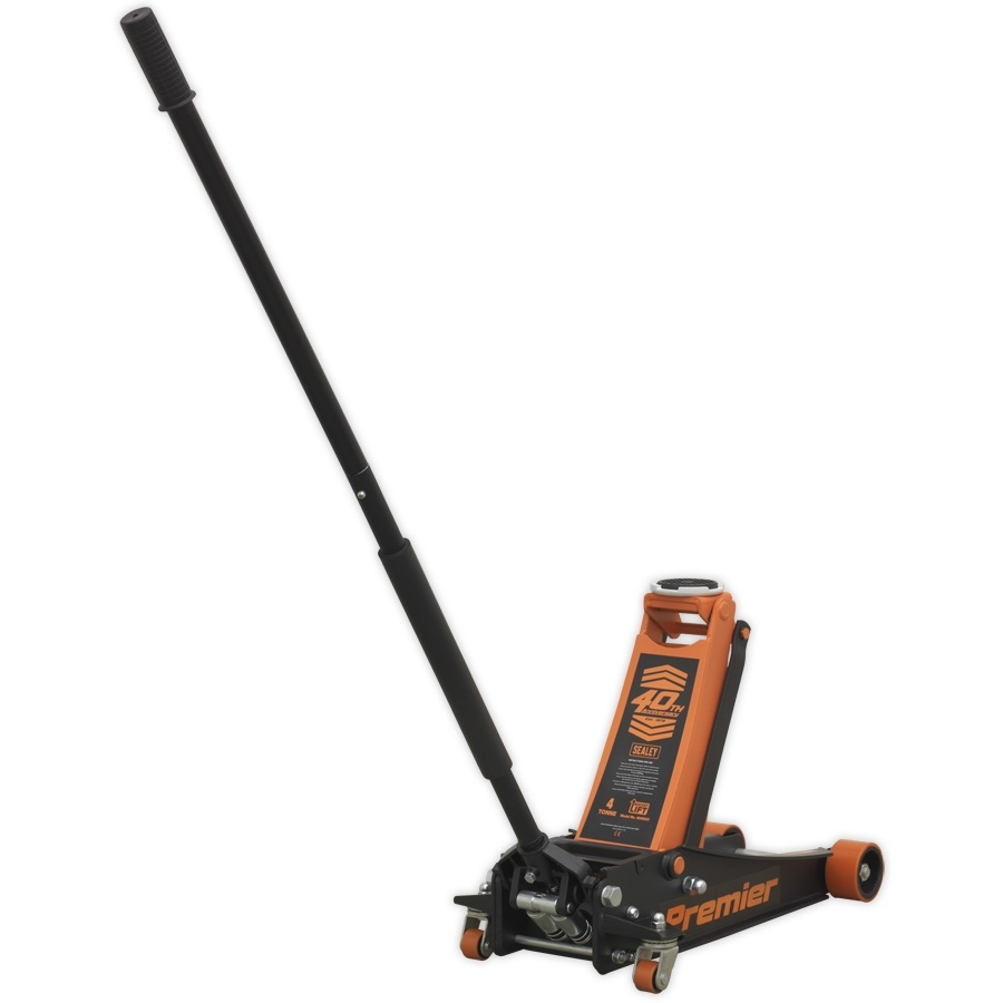 4040AO Trolley Jack 4ton Rocket Lift