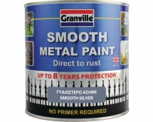 4154 Granville Smooth Silver 750ml