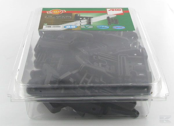 Tape Clip Insulator - Pack 25