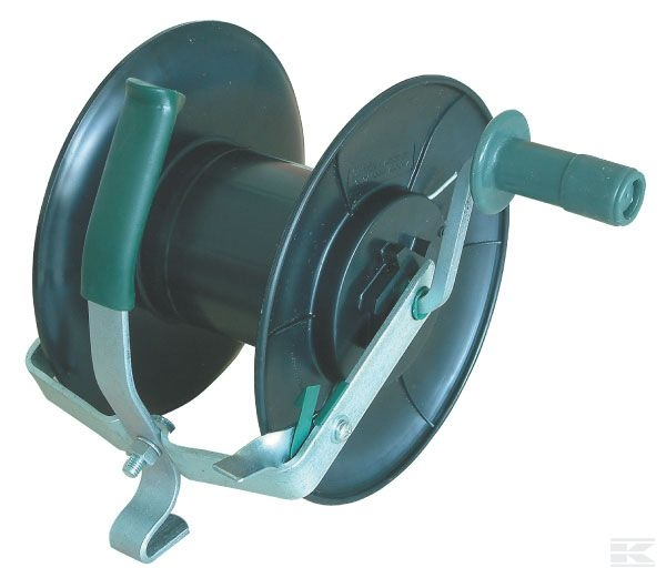 44296 Compact Reel for wire or tape for electric fencing