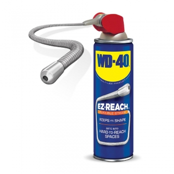 44692 WD40 400ml with Flexible Metal Straw