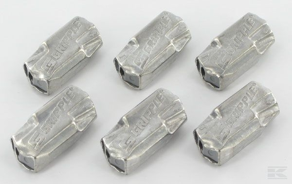 Gripple Connector 2mm-3.5mm - Pack 6