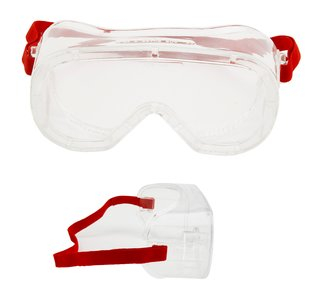 Goggle clear pc 3m