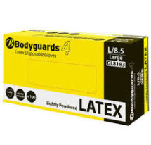 Latex Gloves X-Large