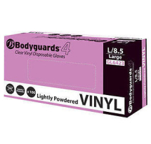 Vinyl Gloves Medium Powdered