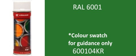 Kramp 600104KR RAL 6001 Emerald Green