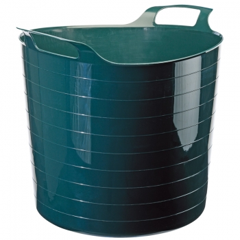 65364 Draper 26 Litre Flexi.Bucket-Green