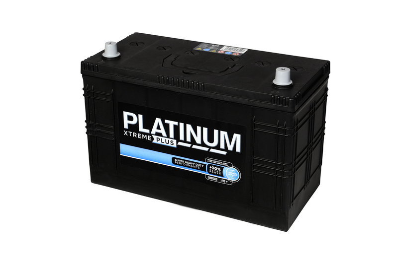 663UKB Battery Platinum UKB (2 Year Warranty)
