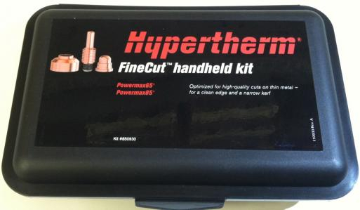 850930 Hypertherm FineCut Plasma Cutter Handheld Kit