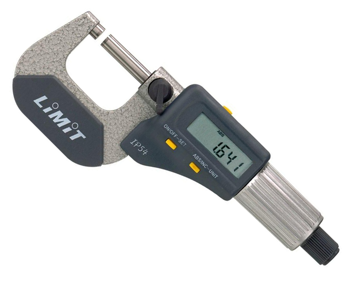 96640107 Digital Micrometer 0-25mm