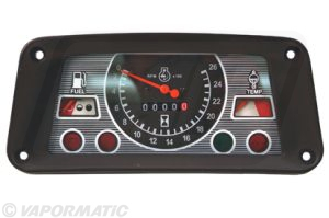 Dashboard gauges