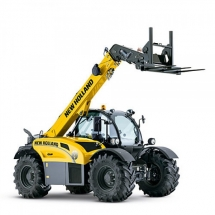 New Holland LM 430 Series Telehandler 2001