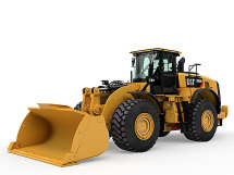 Caterpillar 924G Loader 1980s - 1990s
