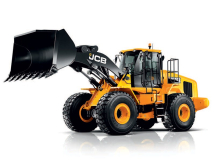 JCB 407 Wheel Loader 1995