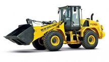 New Holland W270 Loader 2005