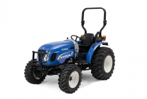 Ford TC 24D Compact Tractor 2009