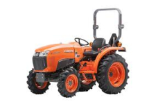 Kubota Super B Series 1980s-1990s