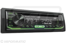 Cab Radios with MP3, CD player
