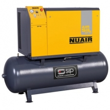 Silenced Piston Compressors
