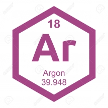 Argon gas