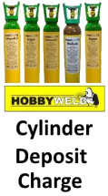Hobbyworld Gas Buy your Cylinder Deposits here