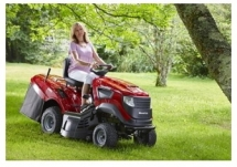 Collecting Lawn Tractors