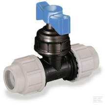 Plasson type water fittings