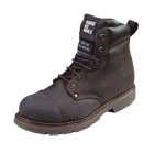 Buckler Lace Up Safety Boot With Anti-Scuff Toe