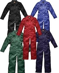 Redhawk Junior Zip Front Overalls