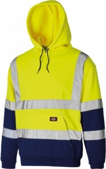 High Visibility Hoodie Fleece