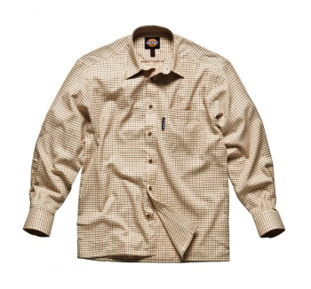 Dickies Brown Check